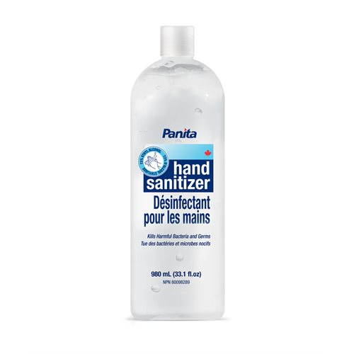 Panita Hand Sanitizer 980 ml (cap)