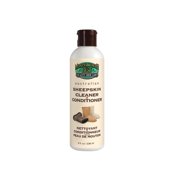 SHEEPSKIN CLEANER + CONDITIONER