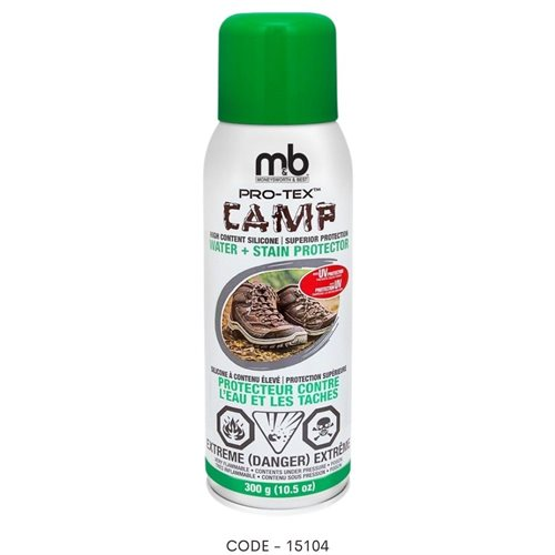 PRO-TEX™ CAMP HIGH CONTENT SILICONE - ASSORTED SIZES