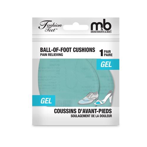GEL BALL-OF-FOOT CUSHIONS