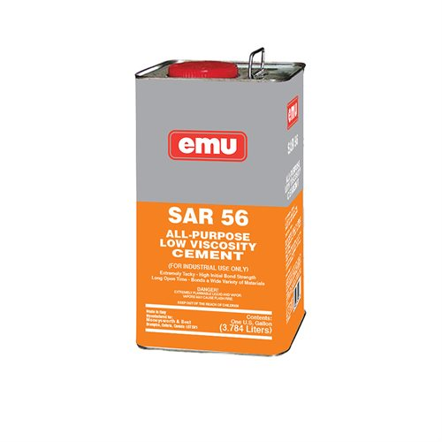 EMU SAR 56 ALL PURPOSE LOW VISCOSITY CEMENT