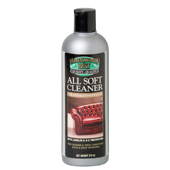 ALL SOFT FURNITURE CLEANER & CONDITIONER - 375ML