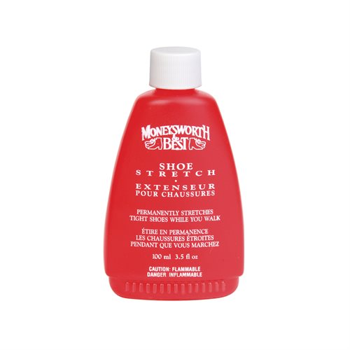 SHOE STRETCH LIQUID SQUEEZE BOTTLE - 100ml / 3.5fl.oz