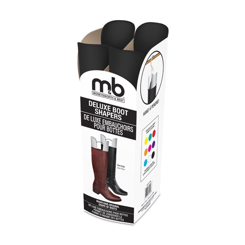 DELUXE BOOT SHAPERS - ASSORTED COLOURS
