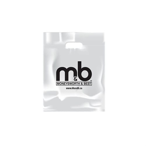 M&B POLY BAGS SMALL ENGLISH